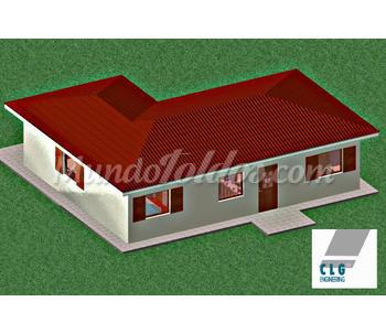 Modelo de planta baja go 85 - Modelos de casas de planta baja ...