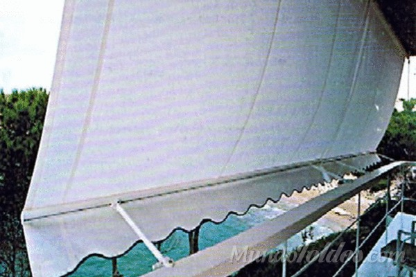 Tipos de lonas para toldos for Material para toldos correderos