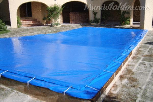 Lonas para piscinas for Cubiertas de lona para piscinas