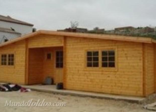 Im genes de casas de madera econ micas - Casas economicas de madera ...