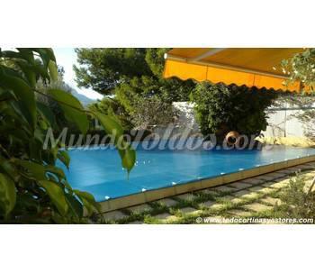 Cat logo de turisol decorlux p gina 4 for Toldo piscina precio