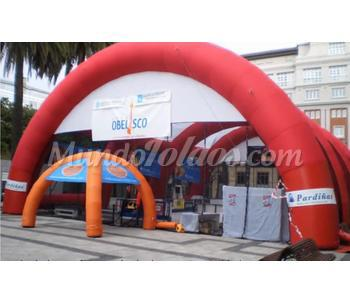 Carpa Hinchable Para Eventos