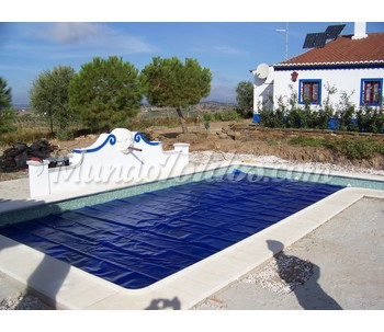 cobertor de piscina para verano