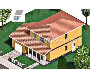 Modelos de planta baja y primer piso g 100 g - Modelos de casas de planta baja ...