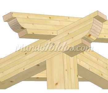 Estructures i fusta estrumad - Maderas laminadas tipos ...